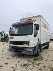 camion magasin DAF motrice 2 assi furgone sponda