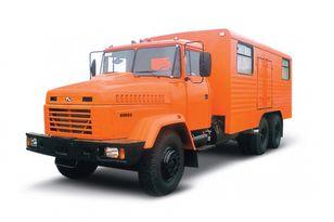 camion militaire KRAZ 65053 мастерская neuf