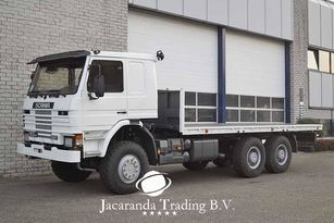 camion plate-forme SCANIA 113 320
