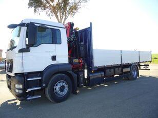 camion plateau MAN TGS 18 320
