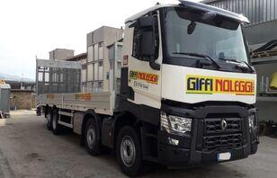 camion plateau RENAULT C460