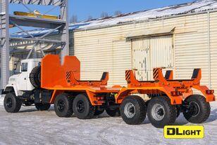 camion porte-tubes KRAZ 6322-05 neuf