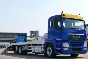 camion porte-voitures MAN TGS 26.400 6x2 Csörlővel és rámpával