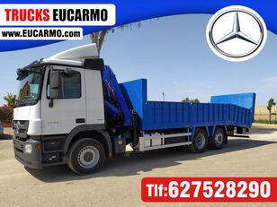 camion porte-voitures MERCEDES-BENZ ACTROS 25 32