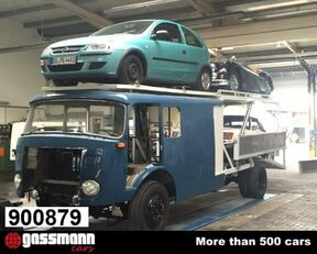 camion porte-voitures MERCEDES-BENZ LF16V LP710/32