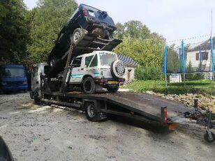 camion porte-voitures NISSAN Alteon