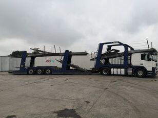 camion porte-voitures VOLVO FM 13 440