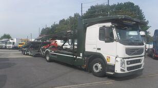 camion porte-voitures VOLVO FM13 420 Autotransporter Kassbohrer