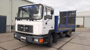 camion porte-voitures MAN FL 14.192 Euro 1 Engine / Winch 15000 kg