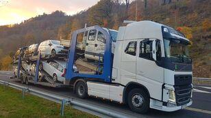 camion porte-voitures VOLVO FH13 500