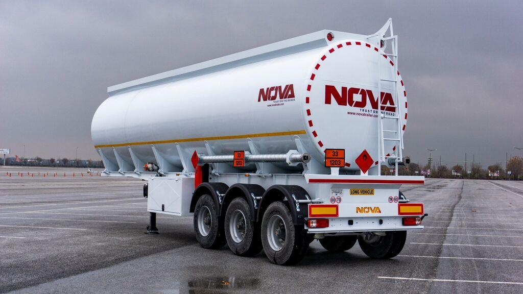 citerne de carburant Nova 45.000 Liters Tanker Trailers neuve