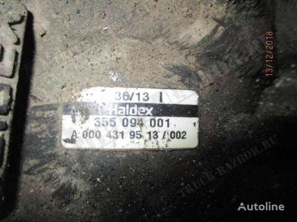 autre pièce détachée pour système de freinage MERCEDES-BENZ kran upravleniya tormozami pricepa (0004319513) pour remorque