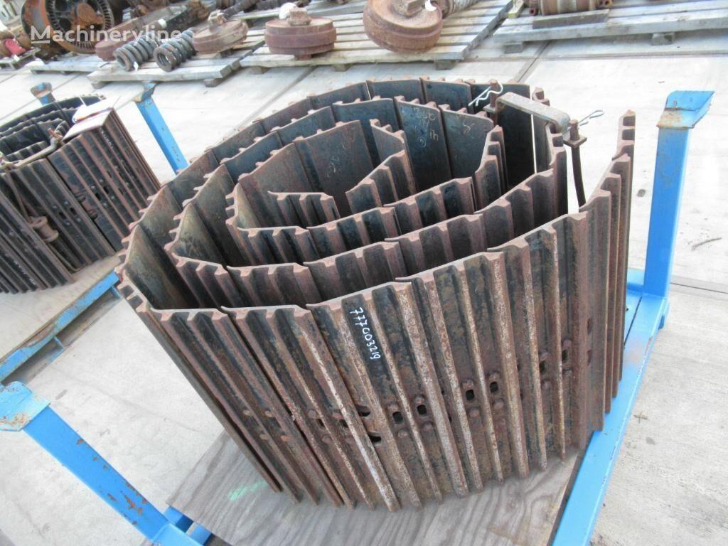 chenille caoutchouc 92286 pour excavateur