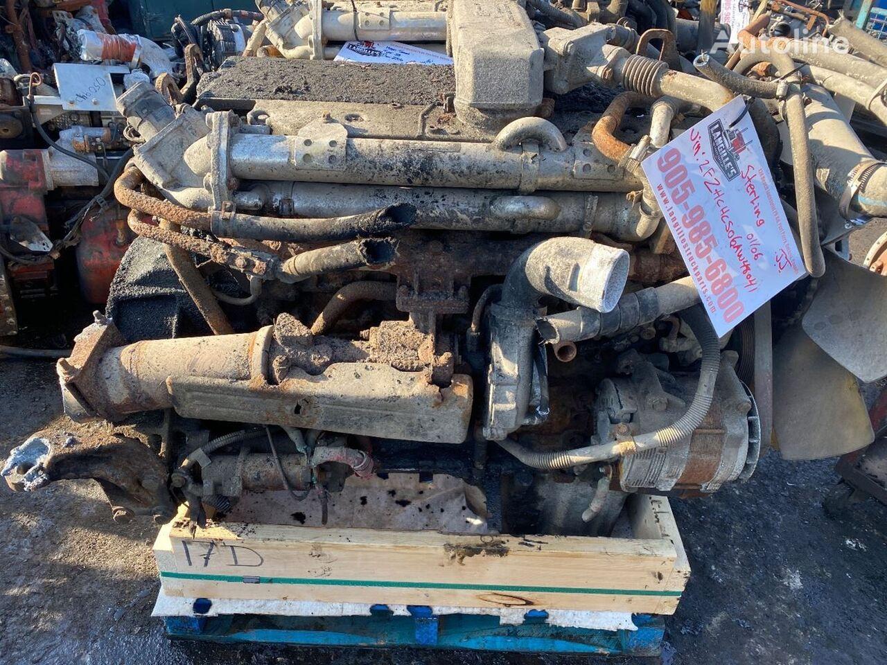 moteur MERCEDES-BENZ OM 906 LA pour camion MERCEDES-BENZ