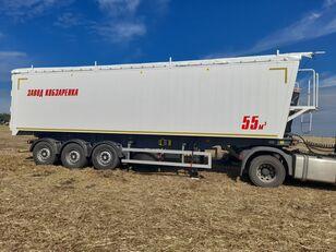semi-remorque pour le transport de céréales ZAVOD KOBZARENKA АНП-55 neuf
